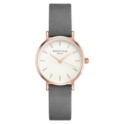 Rosefield(ローズフィールド )Small Edit Leather Strap Watch