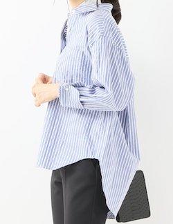 t.yamai paris(ティヤマイパリ)ストライプシャツ