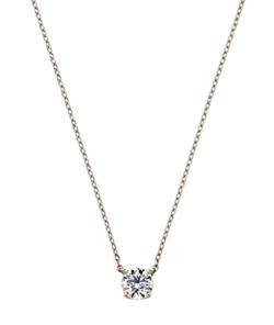 Vendome Aoyama(ヴァンドーム青山)エクセレントカットダイヤモンド キャトルネックレス