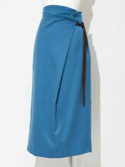 sophila ホイップドスキンセミタイトスカート