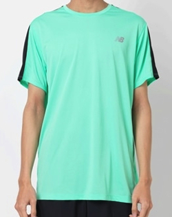 new balance(ニューバランス)NB HANZO ショートスリーブTシャツ