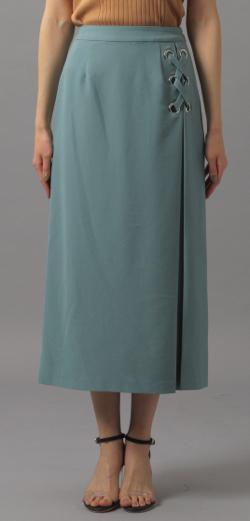 Andemiu(アンデミュウ)サイドハトメレースUPスカート