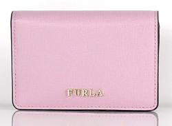 FURLA バビロン ビジネス カードケース(名刺入れ)