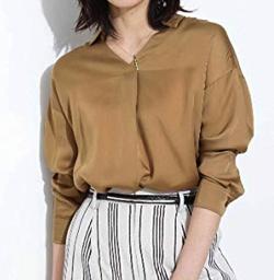 BOSCH(ボッシュ) リヨセルサテンシャツ
