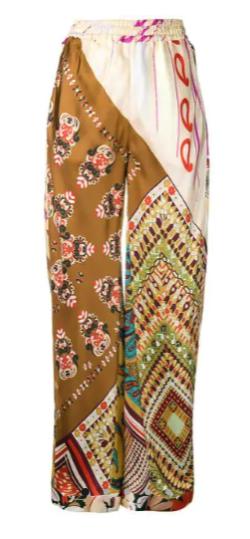 Chloé(クロエ)パジャマスタイル パンツ