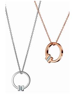 Tiffany&Co. (ティファニー)ゴールドネックレス