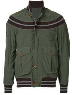 kolor ボンバージャケット