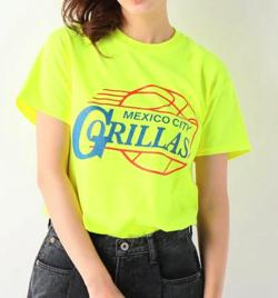 JOURNAL STANDARD(ジャーナルスタンダード)【Gorilla Tacos/ゴリラタコス】 TEAM Tシャツ