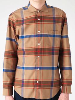 BLACK LABEL CRESTBRIDGE ヴィンテージクレストブリッジチェックシャツ