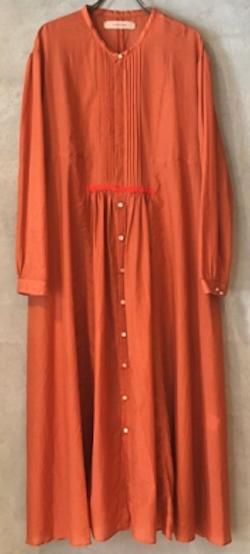 suzuki takayuki(スズキタカユキ) gatherd dress
