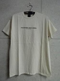 MANASTASH SATURNサターン(土星)柄プリント半袖Tシャツ
