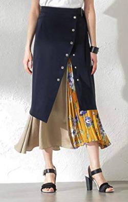 LOVELESS(ラブレス)2in1レイヤードスカート