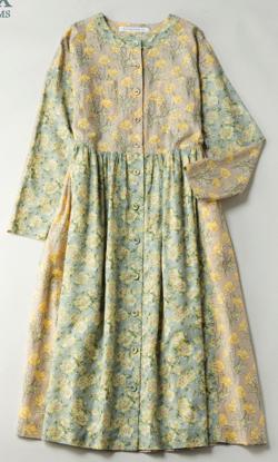 Jane Marple PoiretとHildaのハイブリッドドレス