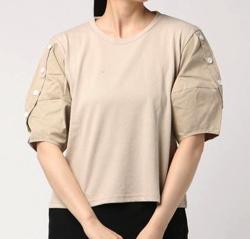 ECLIN(エクラン)コンストラクティブシャツ