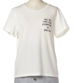 REDYAZEL WE'RE THE LADY EVERYONE IS SPECIAL Tシャツ