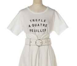 REDYAZEL  刺繍Tシャツ