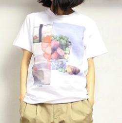 PONTI フルーツプリントTシャツ