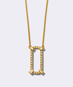 BELLESIORA HANDSOMUSE COLLECTION NECKLACE