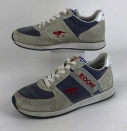 KangaROOS Vintage Sneakers Running Shoes