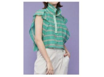 【グータンヌーボ2】西野七瀬着用ファッション・衣装・ブランドまとめています♪【グータンヌーボ2】2019/7/3放送《西野七瀬》さん着用のブラウスはこちら♫