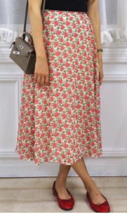 Maison Marble Retro Skirt