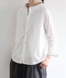 sirone クレリックベーシックシャツ