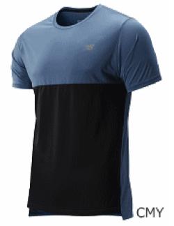 new balance(ニューバランス)ベーシックショートスリーブTシャツ