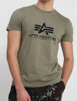 "Alpha industries ""Basic T"""