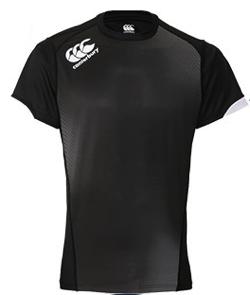 canterbury メンズ プラクティスティ ラグビーウェア 半袖Tシャツ