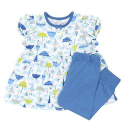 ampersand たのしい雨の日パジャマ