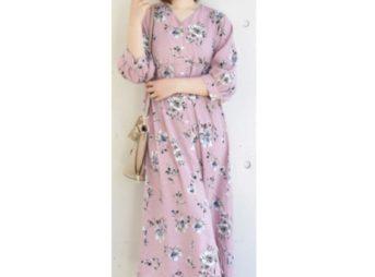 【第3話】2019/07/18放送《絵里役・松井玲奈》さん着用マタニティドレスのブランドは?【わたし旦那をシェアしてた】