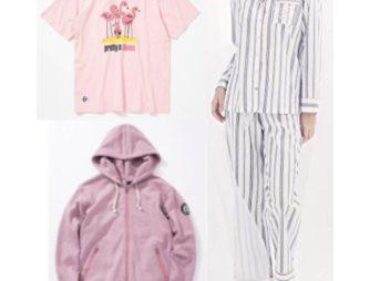 【百合だのかんだの】馬場ふみかさん着用ファッション・ブランドはこちら♫【第1話】《 馬場ふみか》さん着用パジャマ・パーカー・Tシャツはこちら♫