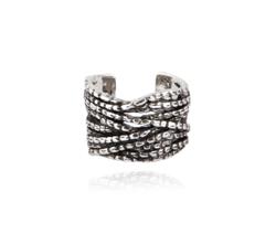 GAS BIJOUX(ガスビジュー)Liane cuff ring silver
