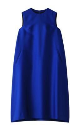 robelite and CO. ウールシルクツイルテントドレス