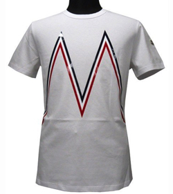 MONCLER ロゴ Tシャツ