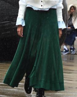 malamute (マラミュート)ロングスカート