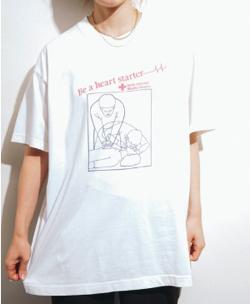 SOUVENIR Artificial Respiration T-shirt