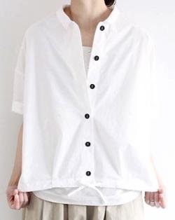 sirone 「sironeの夏」シャツ