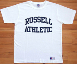 RUSSELL ATHLETIC BOOKSTORE JERSEY S/S TEE