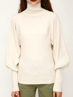 SLY(スライ)PUFF SLEEVE HG TOPS