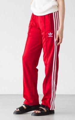 adidas ファイヤーバード トラックパンツ