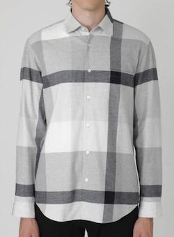 BLACK LABEL CRESTBRIDGE フランネルビッグスケールクレストブリッジチェックシャツ