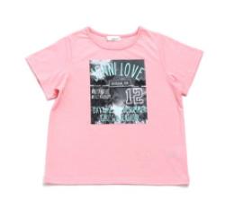 JENNI love タウンモチーフTシャツ