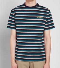 Saturdays NYC Skelton T-Shirt