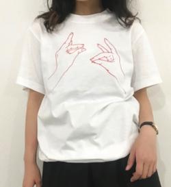告白 嫁入りTシャツ RYOJI OBATA