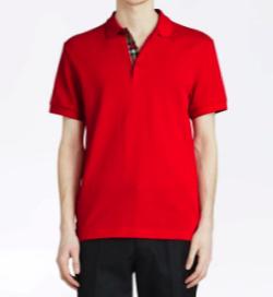 Burberry クラシック ポロシャツ