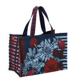 Inouitoosh SHOPPING BAG OBELINE BLUE