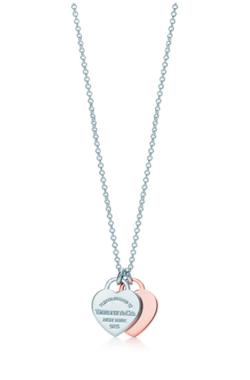 Tiffany&Co.(ティファニー)リターン トゥ ティファニー® ダブル ハート ペンダント