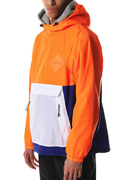 F.C.Real Bristol PACKABLE ANORAK