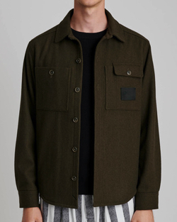 Saturdays NYC Jeremiah CPO Jacket